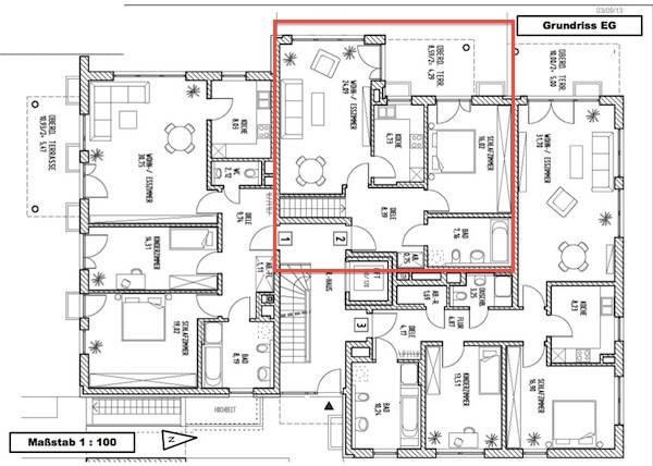 Фото №3 квартиры в Мюнхен за от 569.000 евро евро