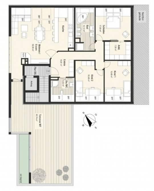 Фото №2 квартиры в Мюнхен за от 799.900 евро евро