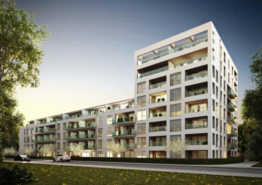 Фото №1 квартиры в Мюнхен за от 334.800 евро евро