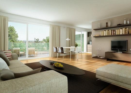 Фото №2 квартиры в Мюнхен за от 334.800 евро евро