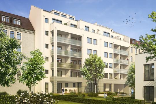 Фото №1 квартиры в Мюнхен за от 459.000 евро евро