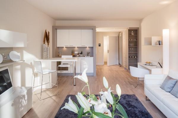 Фото №5 квартиры в Bogenhausen за 1100 евро