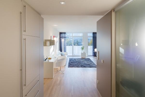 Фото №7 квартиры в Bogenhausen за 1100 евро