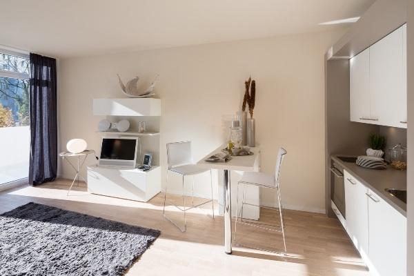 Фото №8 квартиры в Bogenhausen за 1100 евро