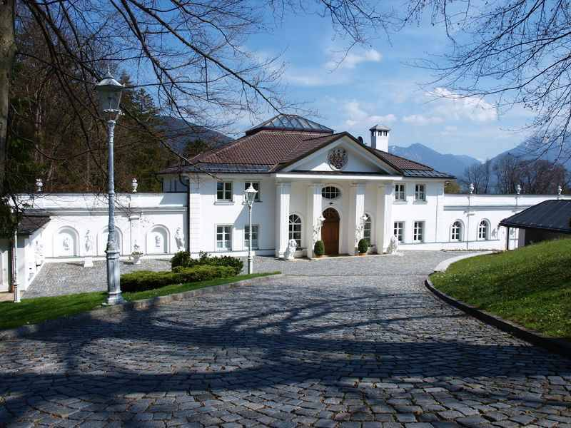 Купить дом в Баварских Альпах