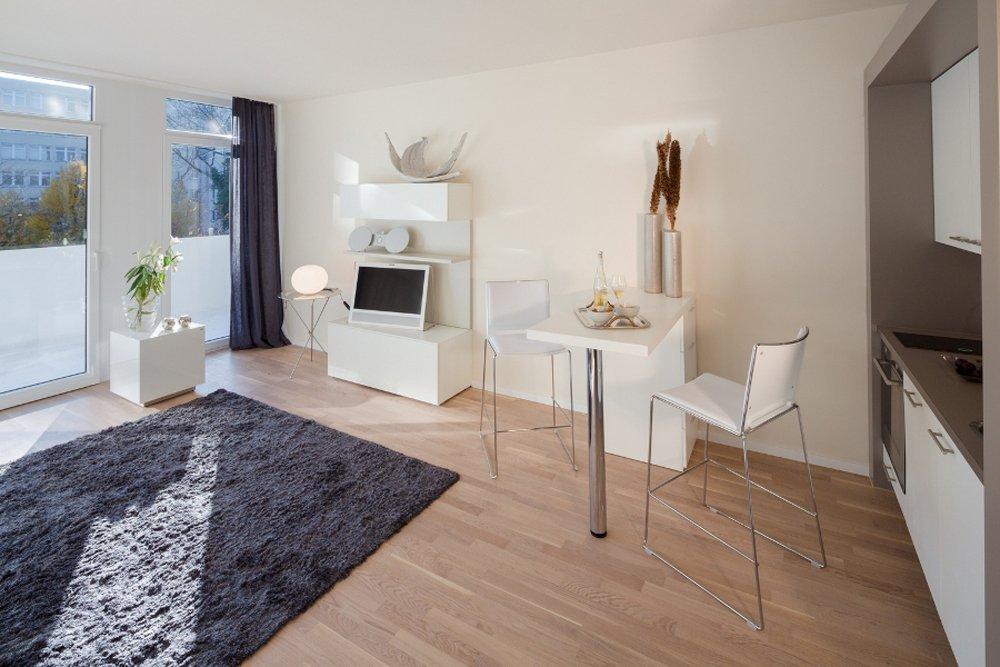 Фото №3 квартиры в Мюнхен за ПРОДАНО евро