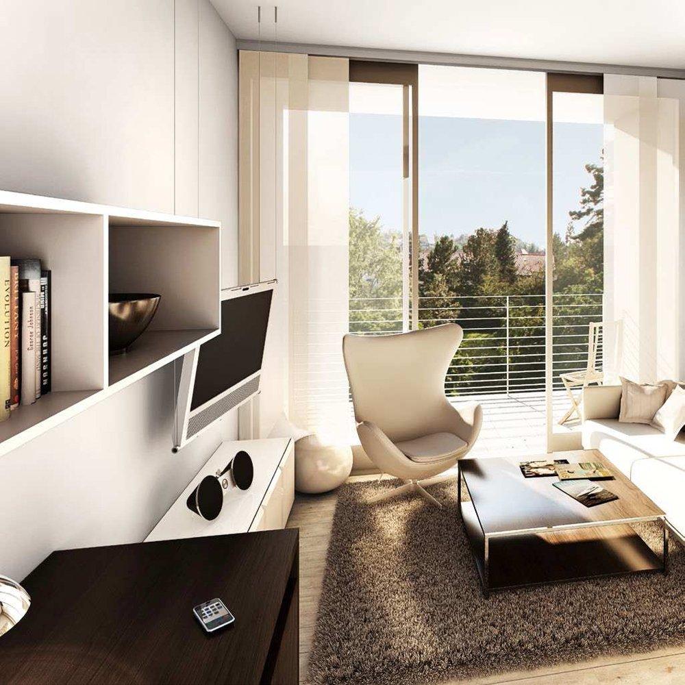 Фото №11 квартиры в Мюнхен за ПРОДАНО евро