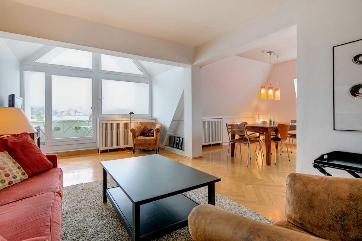 Фото №1 квартиры в Богенхаузен за 3200 евро
