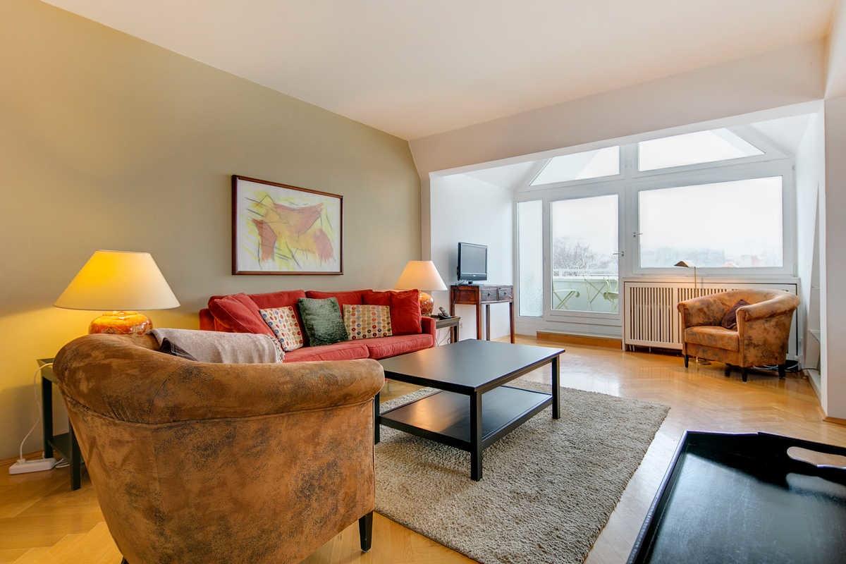 Фото №2 квартиры в Богенхаузен за 3200 евро