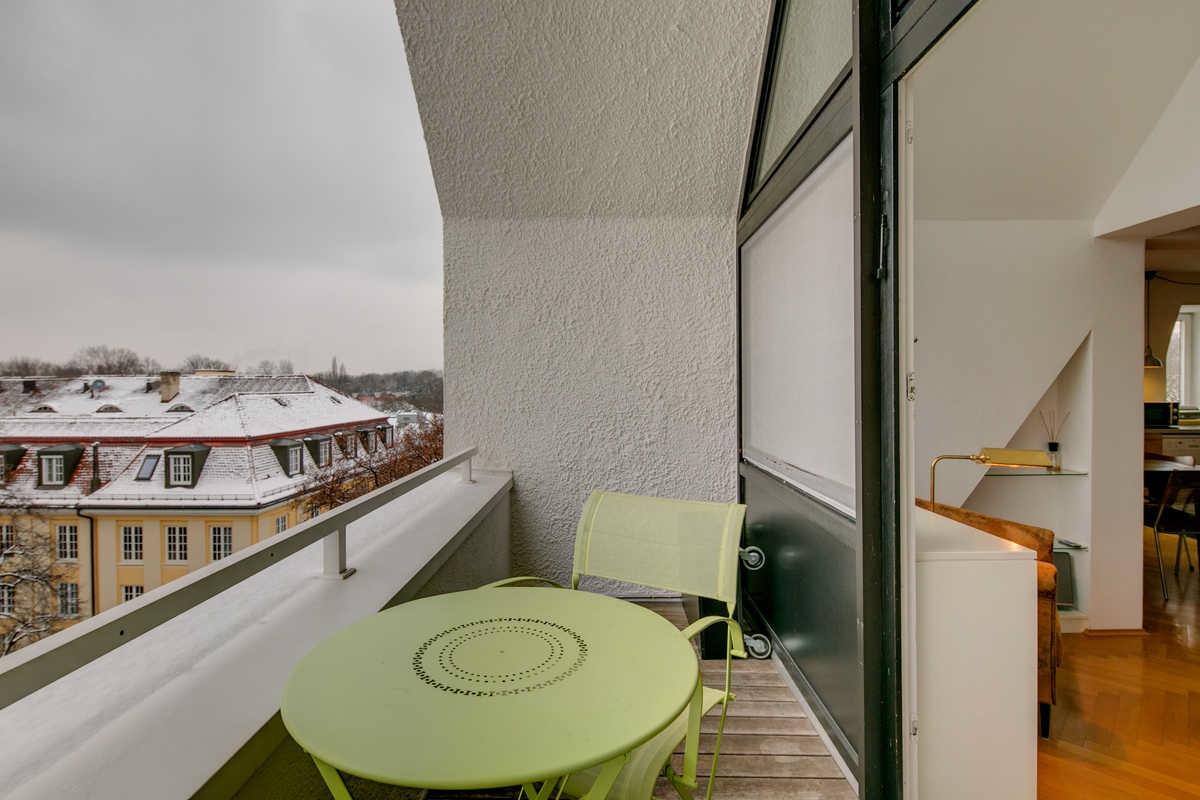 Фото №14 квартиры в Богенхаузен за 3200 евро
