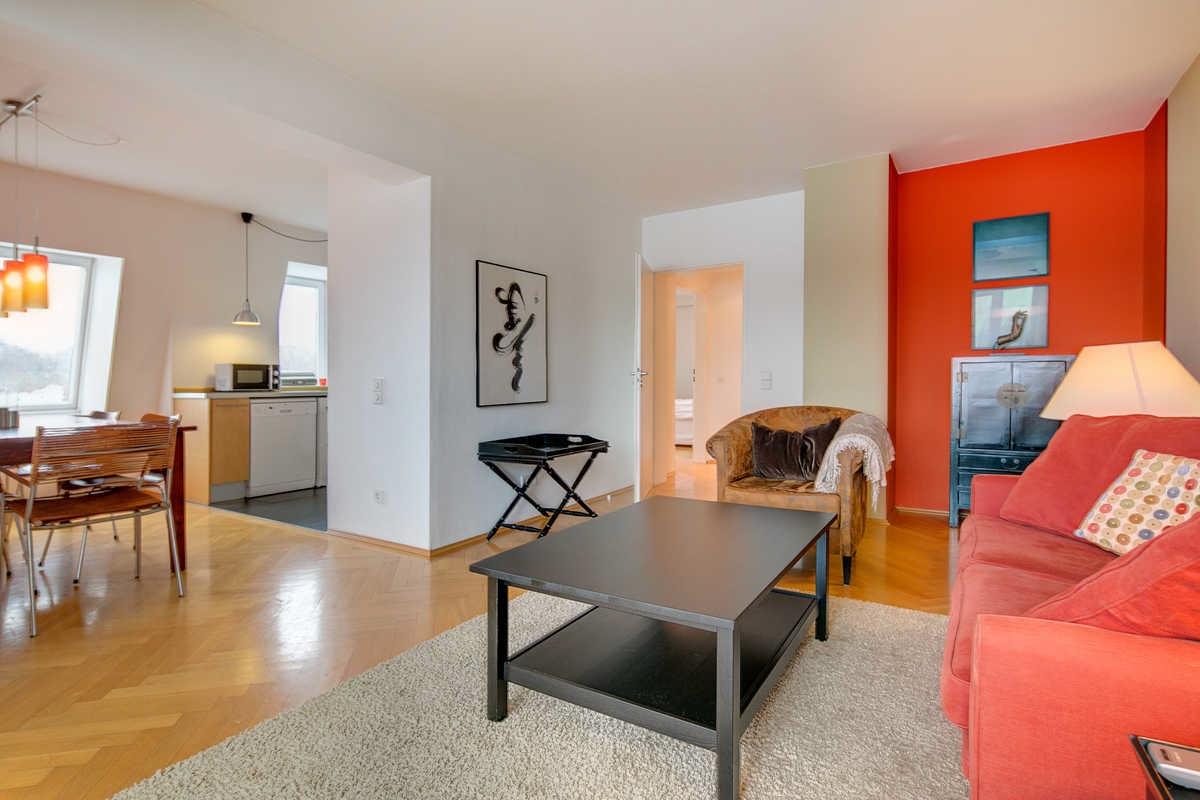 Фото №3 квартиры в Богенхаузен за 3200 евро