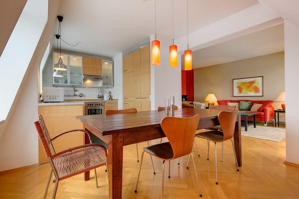 Фото №8 квартиры в Богенхаузен за 3200 евро