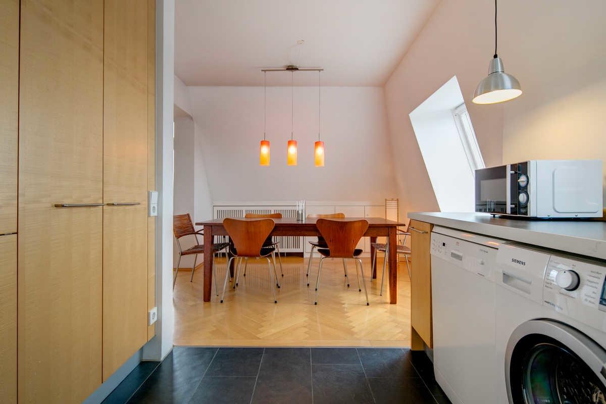 Фото №9 квартиры в Богенхаузен за 3200 евро