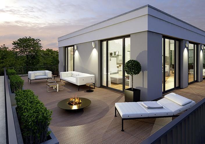 Фото №2 квартиры в Мюнхен за от 559.000 евро евро