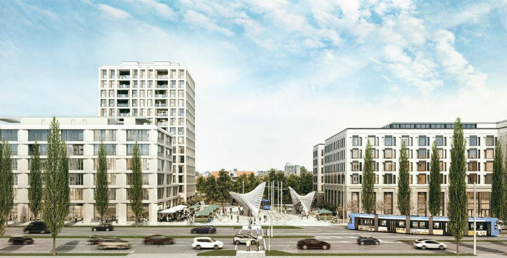 Фото №1 квартиры в Мюнхен за от 209.000 евро евро