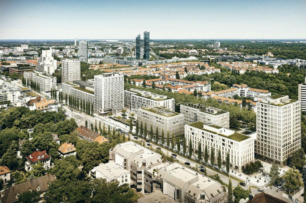 Фото №2 квартиры в Мюнхен за от 209.000 евро евро