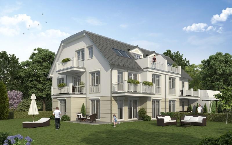 Фото №1 квартиры в Мюнхен за от 489.900 евро евро