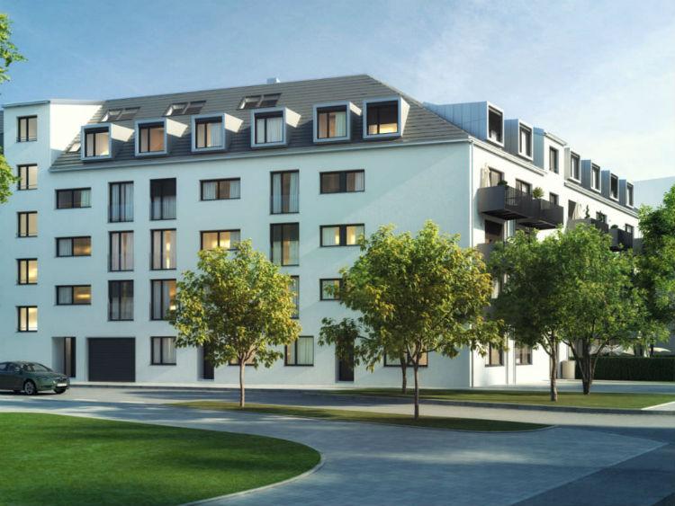 Фото №1 квартиры в Мюнхен за от 477.000 евро евро