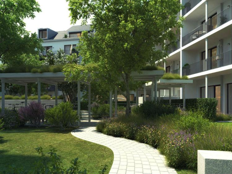 Фото №5 квартиры в Мюнхен за от 477.000 евро евро