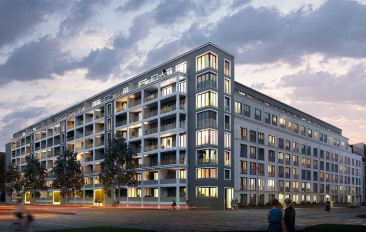 Фото №1 квартиры в Мюнхен за от 344.000 евро евро