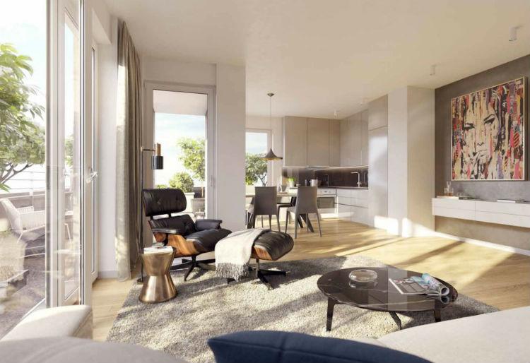 Фото №7 квартиры в Мюнхен за от 344.000 евро евро