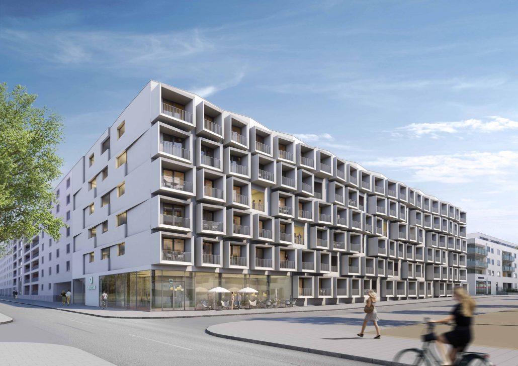 Фото №1 квартиры в Мюнхен за от 144.900 евро евро