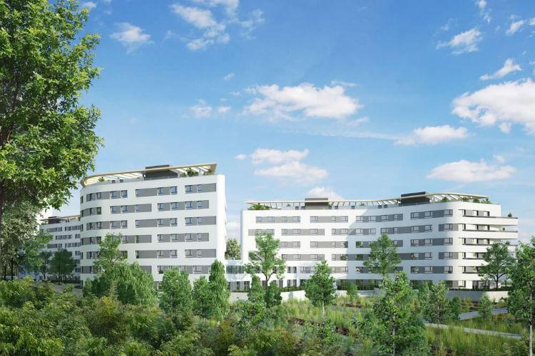 Фото №1 квартиры в Мюнхен за от 355.000 евро евро