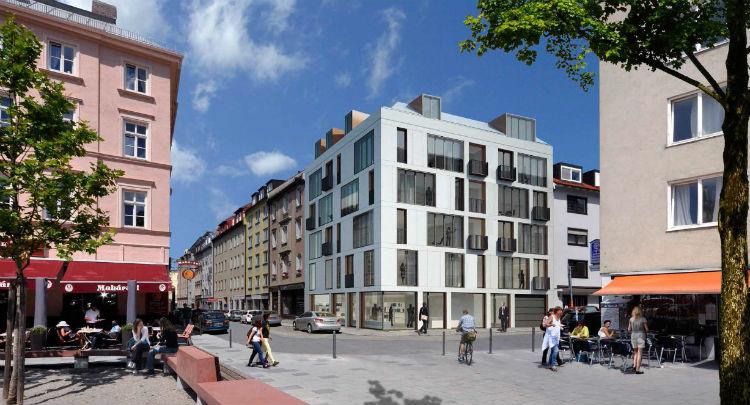 Фото №1 квартиры в Мюнхен за от 609.000 евро евро