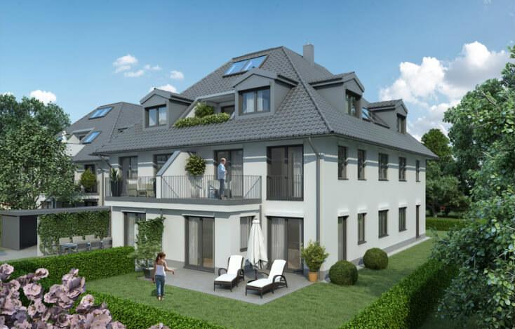 Фото №1 квартиры в Мюнхен за от 599.900 евро евро