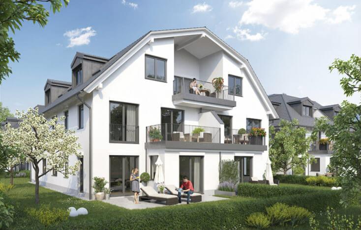 Фото №3 квартиры в Мюнхен за от 599.900 евро евро
