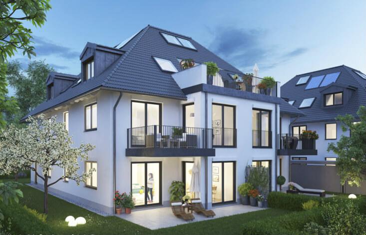 Фото №5 квартиры в Мюнхен за от 599.900 евро евро