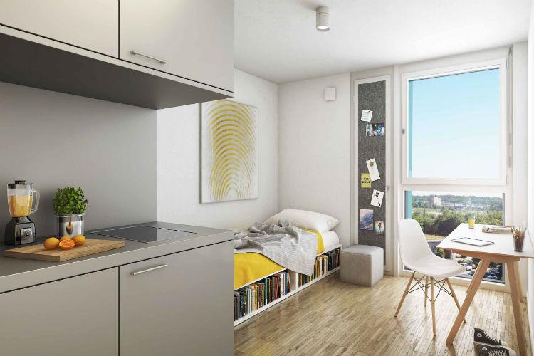 Фото №4 квартиры в Мюнхен за от 120.000 евро евро