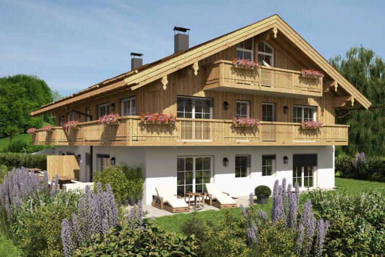 Фото №1 квартиры в Бавария за от 820.000 евро евро
