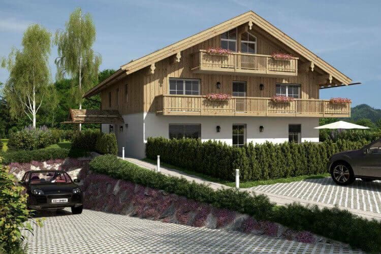Фото №2 квартиры в Бавария за от 820.000 евро евро