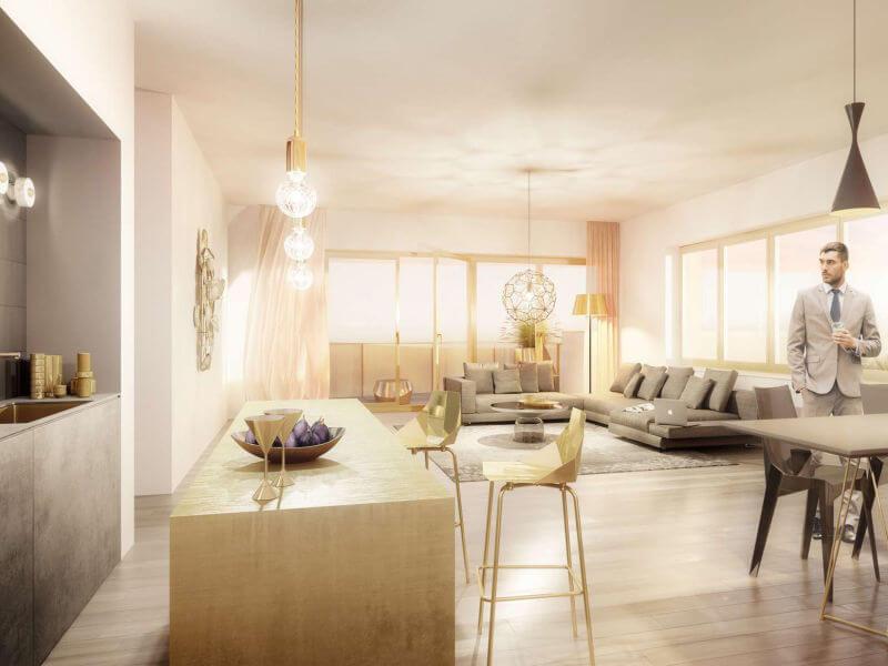Фото №3 квартиры в Мюнхен за от 249.000 евро евро