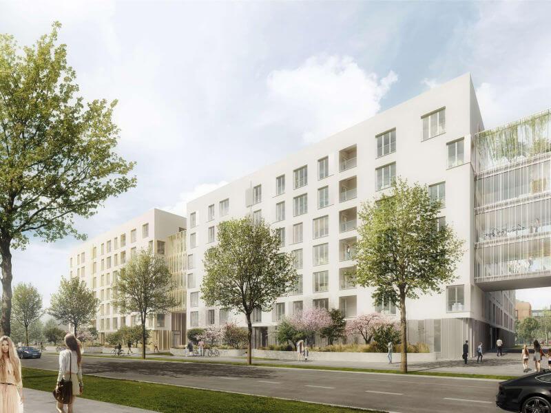 Фото №4 квартиры в Мюнхен за от 249.000 евро евро