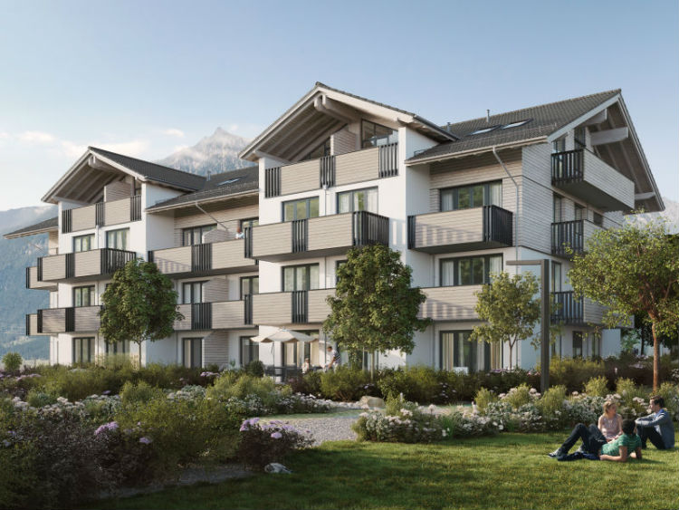 Фото №1 квартиры в Бавария за 265.000 евро - 725.000 евро евро