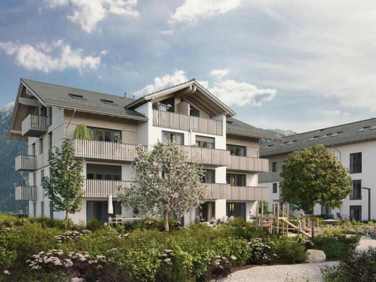Фото №2 квартиры в Бавария за 265.000 евро - 725.000 евро евро