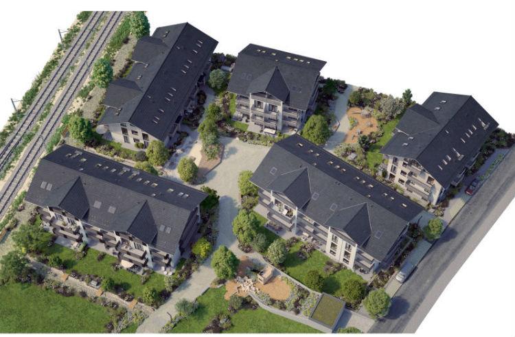 Фото №3 квартиры в Бавария за 265.000 евро - 725.000 евро евро