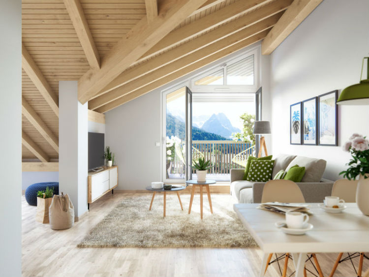 Фото №4 квартиры в Бавария за 265.000 евро - 725.000 евро евро