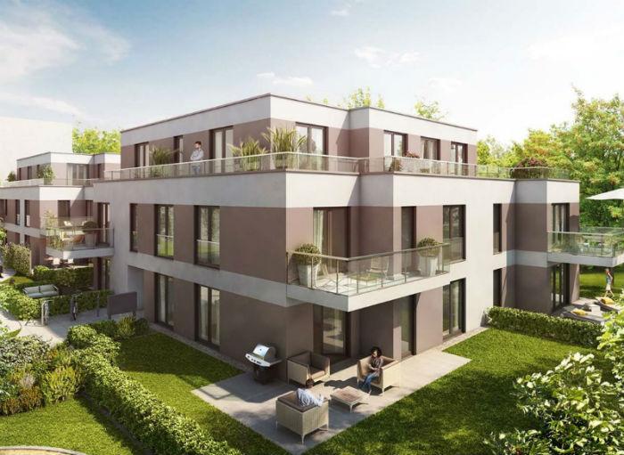 Фото №1 квартиры в Мюнхен за 554.000 евро - 1.500.000 евро евро