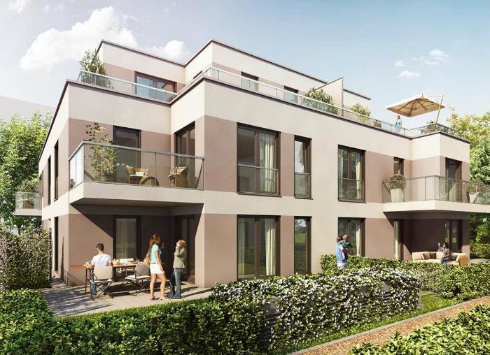Фото №3 квартиры в Мюнхен за 554.000 евро - 1.500.000 евро евро