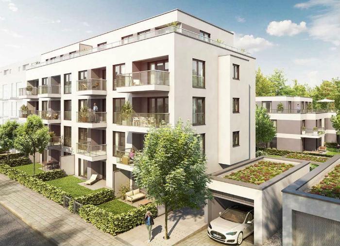 Фото №4 квартиры в Мюнхен за 554.000 евро - 1.500.000 евро евро