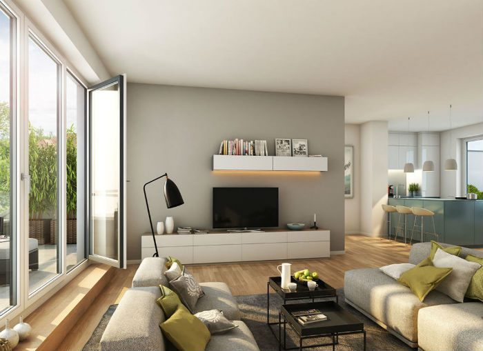 Фото №6 квартиры в Мюнхен за 554.000 евро - 1.500.000 евро евро