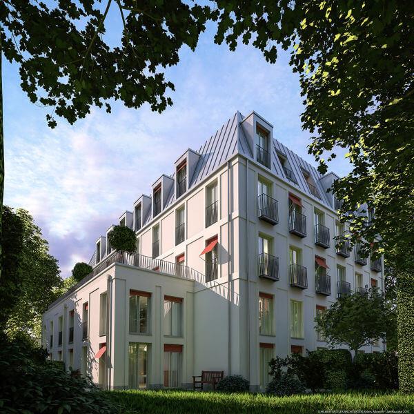 Фото №1 квартиры в Мюнхен за 379.000 евро- 1.299.000 евро евро