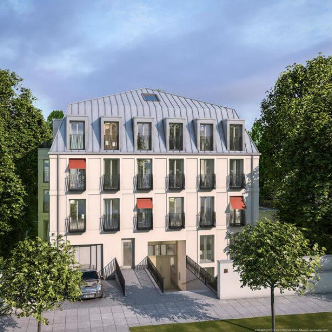 Фото №2 квартиры в Мюнхен за 379.000 евро- 1.299.000 евро евро