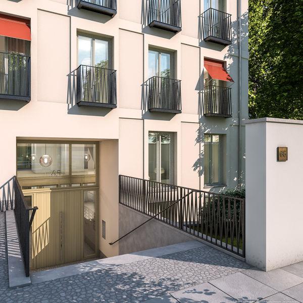 Фото №3 квартиры в Мюнхен за 379.000 евро- 1.299.000 евро евро