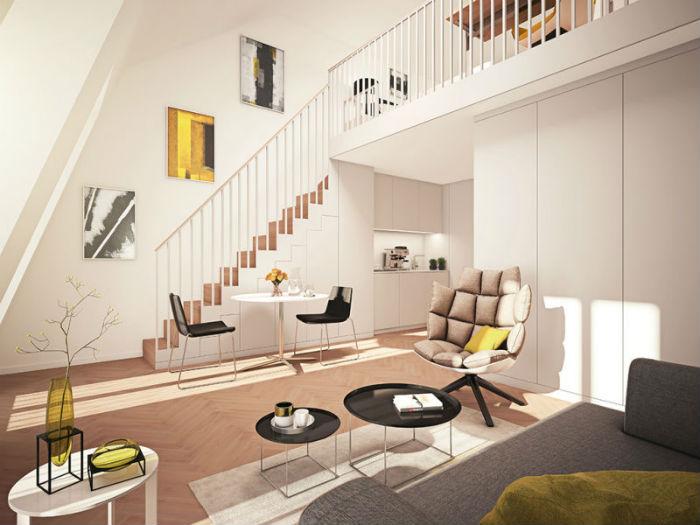 Фото №7 квартиры в Мюнхен за 379.000 евро- 1.299.000 евро евро