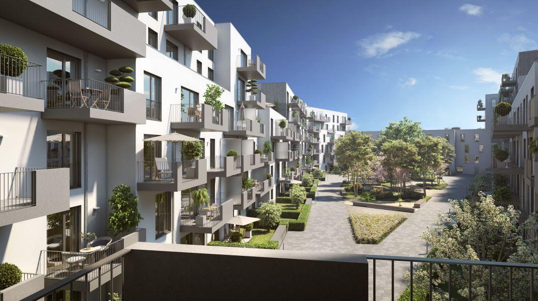 Фото №2 квартиры в Мюнхен за 258.000 евро - 897.000 евро евро