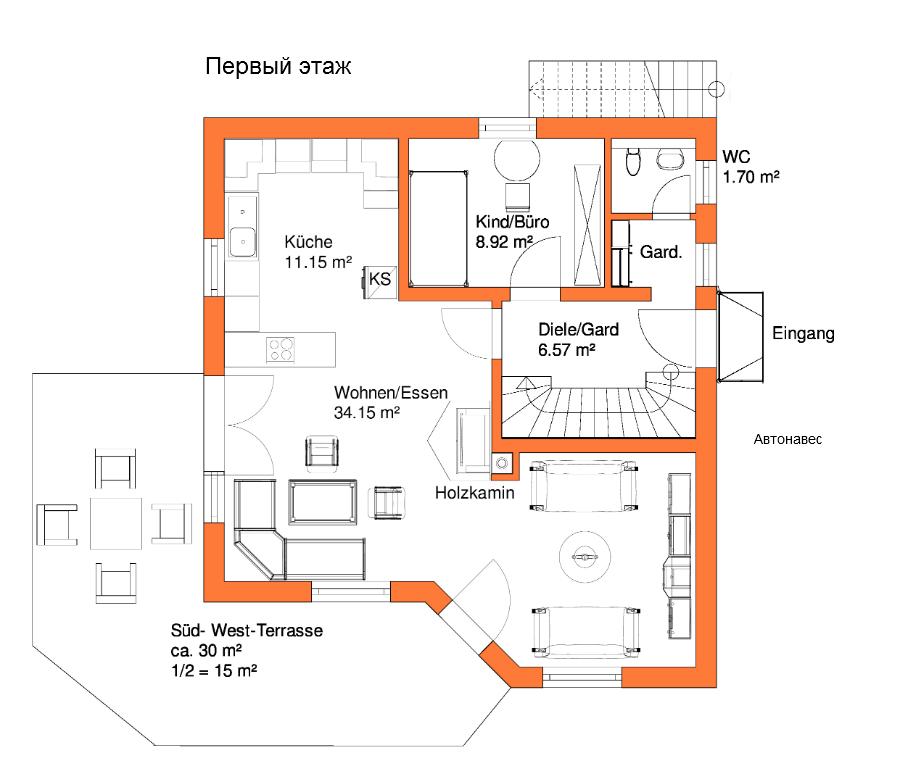 Фото №10 квартиры в Гармиш-Партенкирхен за 499.000 евро евро